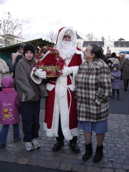 Le Père Noël de Saint-Maur